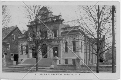 St. Mary's Lyceum, Jamaica, N.Y.