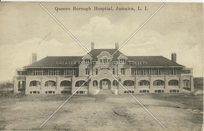 Queens Borough Hospital, Jamaica, L.I., N.Y.