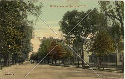 Hillside Avenue, Jamaica, L.I., N.Y.