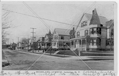 Highland Avenue, Jamaica, L.I., N.Y.