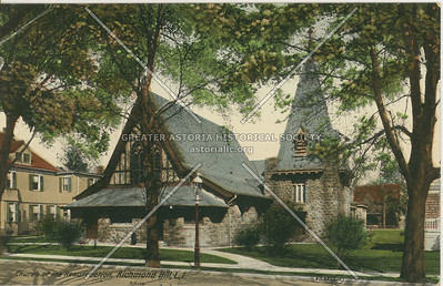 Church of the Resurrection, 118 St., Richmond Hill, LI