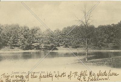 Crystal Lake, RIchmond Hill, LI, NY
