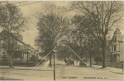 Oak Street (115 St), Richmond Hill, LI, NY