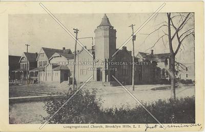 Congregational Church, Brooklyn Hills, LI, NY