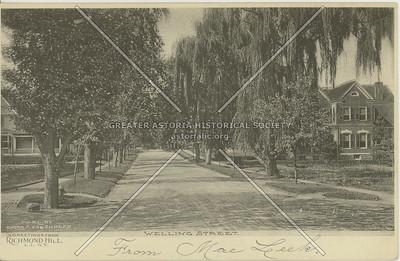 Welling St (110 St)., Richmond Hill, LI, NY