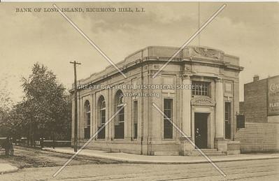 Bank of Long Island, Richmond Hill, LI, NY