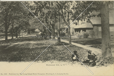Richmond Hill, LI, NY
