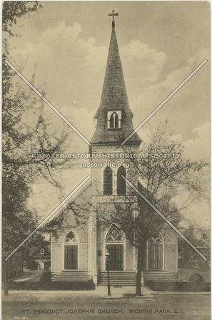 St. Benedict Joseph's Church, Morris Park, LI, NY