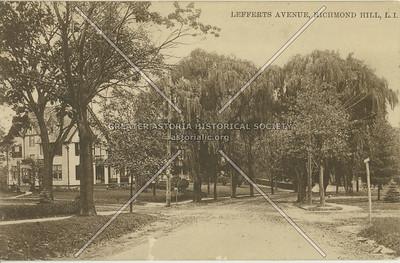 Lefferts Ave (Lefferts Blvd)., Richmond Hill, LI, NY