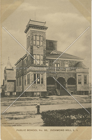 Public School No. 56, Richmond Hill, LI, NY