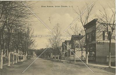 Shaw Ave (80 St)., Union Course, LI