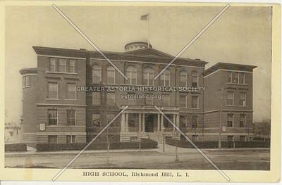 High School, Richmond Hill, LI