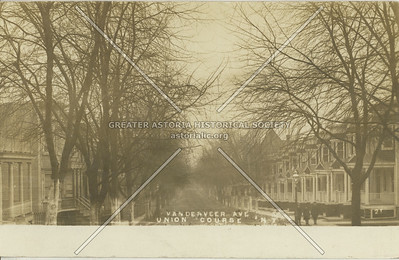 Vanderveer Ave (79 St)., Union Course, NY