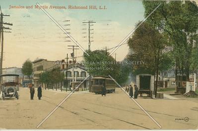 Jamaica and Myrtle Ave., Richmond Hill, LI