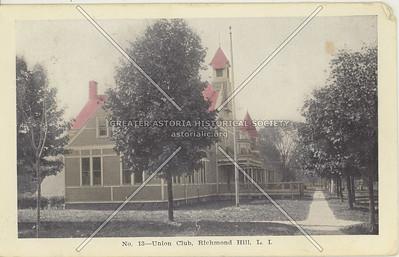 No. 13 – Union Club, Richmond Hill, LI, NY