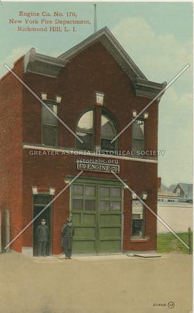 Engine Co. No. 170, NYFD, Richmond Hill, LI
