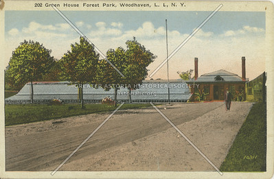 202 Green House, Forest Park, Woodhaven, LI, NY