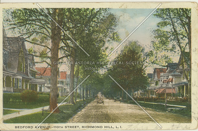 Bedford Ave., – 110th St., Richmond Hill, LI, NY