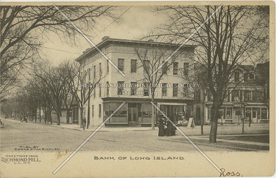 Bank of Long Island, Richmond Hill, LI, NY