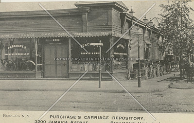 Purchase's Carriage Repository, 3200 Jamaica Ave, Richmond Hill, NY