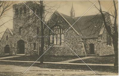 Congregational Church, 118 St., Richmond Hill, LI