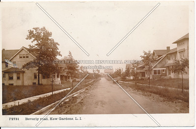 Beverly Road, Kew Gardens, L.I.