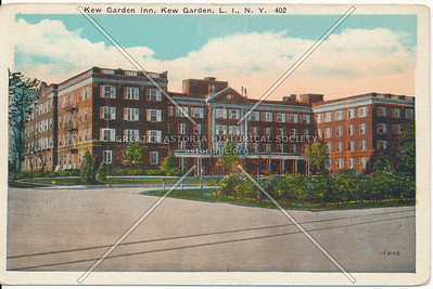 Kew Garden Inn, Queens Blvd. and Union Turnpike, Kew Garden, L.I., N.Y.