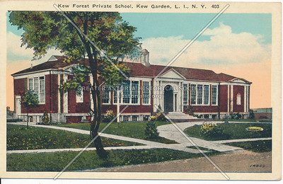Kew Forest Private School, Union Turnpike, Kew Gardens, L.I., N.Y.