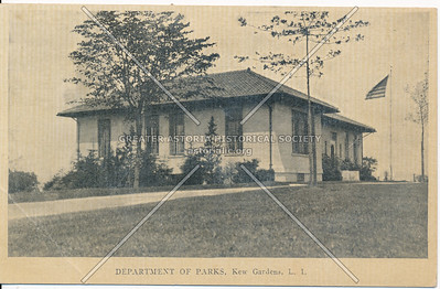 Department of Parks, Forest Park, Kew Gardens, L. I.