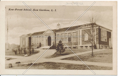 Kew-Forest School, Union Turnpike, Kew Gardens, L. I.