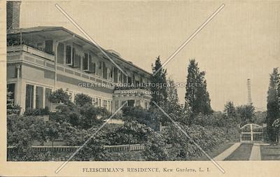 Fleischman's Residence, Kew Gardens, L.I.
