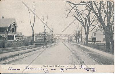 Shell Road (45 Ave) , Elmhurst L.I.