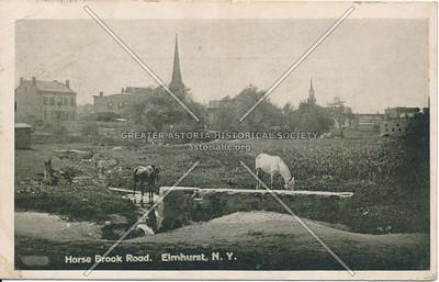 Horse Brook Road, Elmhurst N.Y.