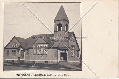 Methodist Church, Elmhurst N.Y.