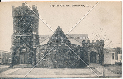 Baptist Church, Elmhurst L.I.