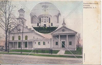 Dutch Reformed Church, Elmhurst L.I.