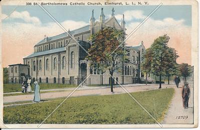 St. Bartholomews Catholic Church, Elmhurst L.I., N.Y.