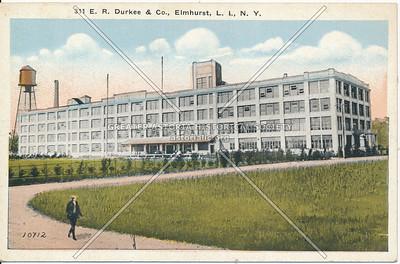 E.R. Durkee & Co., Elmhurst L.I., N.Y.