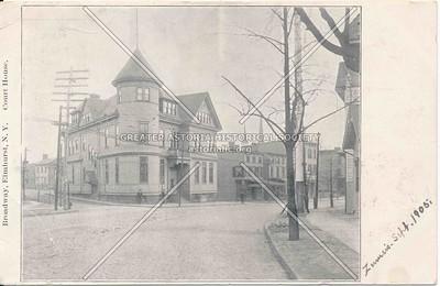 Broadway, Elmhurst, N.Y. Court House