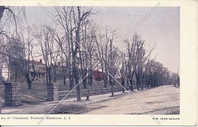 Claremont Terrace, Elmhurst L.I.