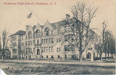Newtown High School, Elmhurst N.Y.