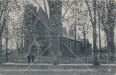 St. James Episcopal Protestant Church, Elmhurst L.I.