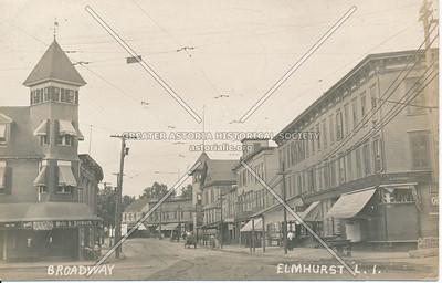Broadway, Elmhurst L.I.