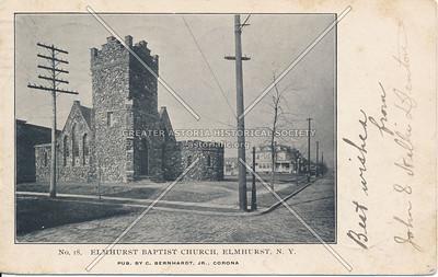 Elmhurst Baptist Church, Elmhurst N.Y.