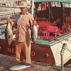 Fishing Boat Manasquan River Inlet NJ