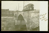 1st TROLLEY Over WATERVILLE-WINSLOW BRIDGE rppc CYKO<br /> 313640304_Pj5ZU