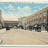 Looking east along Broadway to 31st Street 1927