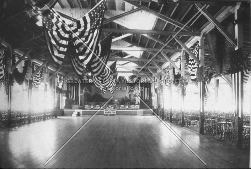 Dancing Pavilion, North Beach