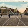 Broadway at Steinway Street looking west