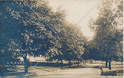 Woodhull Ave., Hollis L.I.